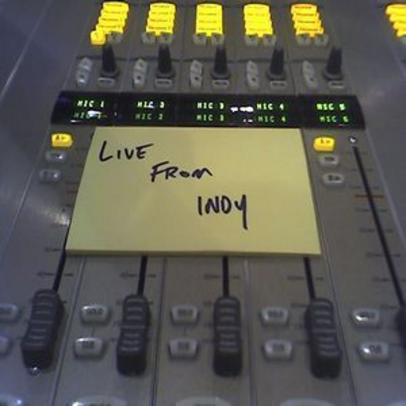 <![CDATA[Live From Indy]]>